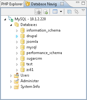 Creating and Managing Database Connections with DBeaver - Zend