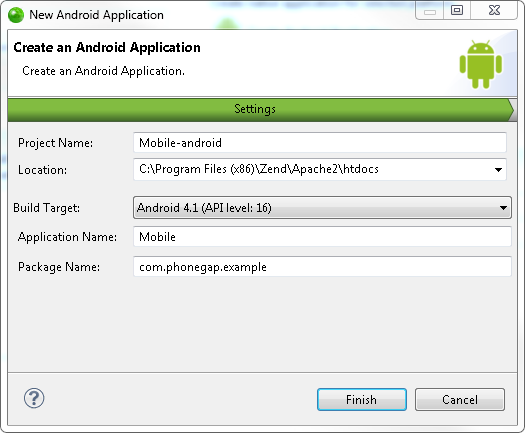 Getting Started Android SDK
